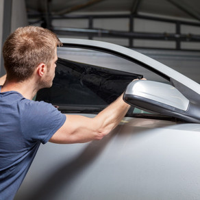 How Does Window Tinting Protect Your Car Interior?