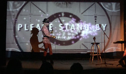 Please Stand By CSP Carrie Beehan