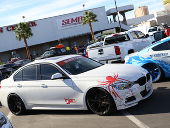 2017 SEMA Coverage - Day 3 - Part 2