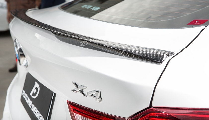 BMW F26 X4 Carbon Fiber OEM Performance Style Spoiler
