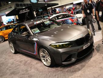 2017 SEMA BMWs