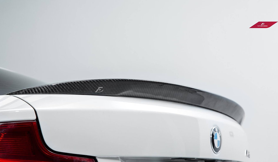 BMW F87 M2 F22 2-Series OE M Performance Style Carbon Fiber Spoiler