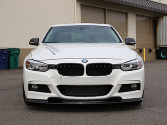 BMW M-Sport Bumper, Front Lower Lip/Splitter DIY Tips
