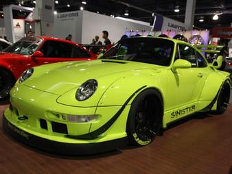 2015 SEMA - RWB Porsche