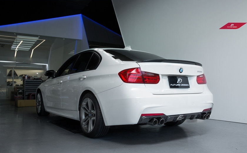 OE Performance Style Carbon Fiber Spoiler - F30 F80