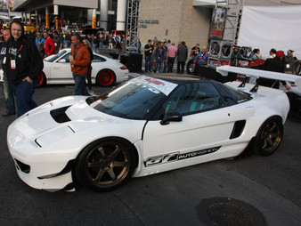Ride of the Week - Insane Wide Body NSX