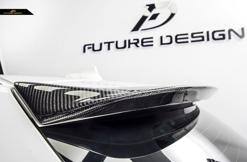 3D Style Carbon Fiber Spoiler - F31 3-Series Wagon