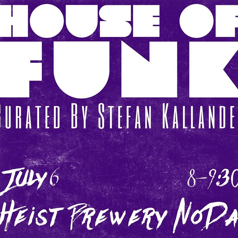 """House of Funk """"Back In Action"""""""