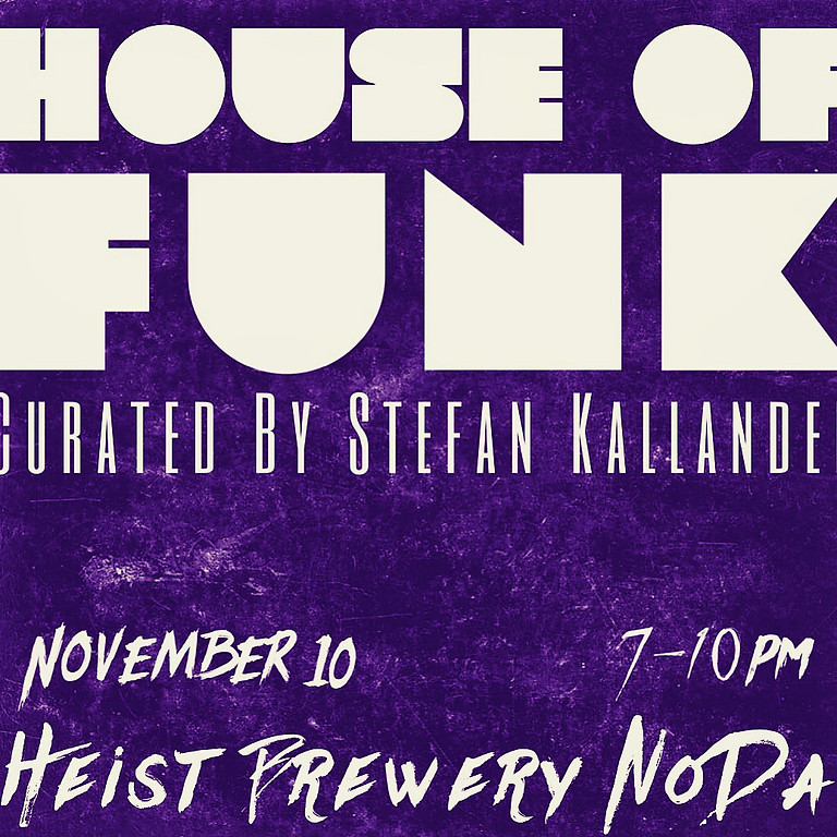 House of FUNK  is BACK
