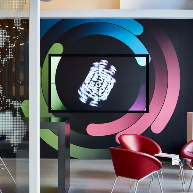 Multi-media Installation