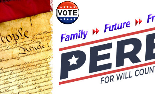 PEREZ takes on favored appointed incumbent for Will County Board 1