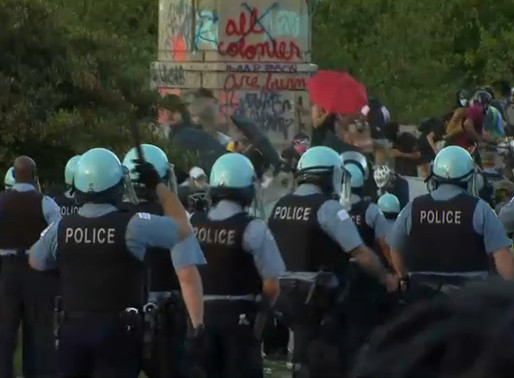 The 21st Century French Revolution and the War on Cops