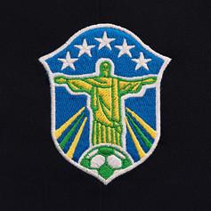 Écusson Civissum Football Brésil