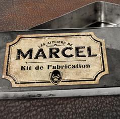 Matériel de création Les Ateliers de Marcel
