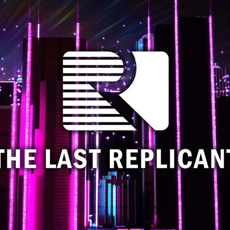 Logo et naming The Last replicant
