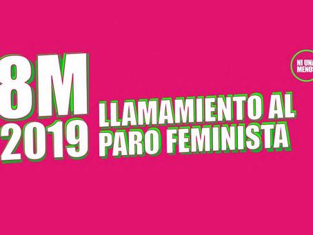 8M 2019: Feminismo Radical Trans Excluyente: otra vez el odio Presente