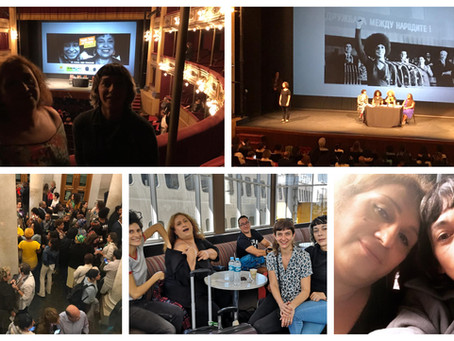 Crónicas Urutravas: Ángela Davis, Teatro Solís, Montevideo Uruguay.