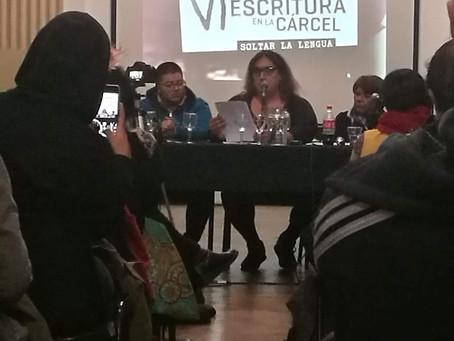 """VI Encuentro Nacional de escritura en cárceles, """"soltar la lengua"""""""