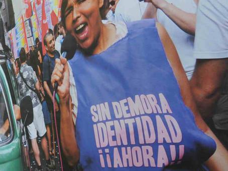 Soberanía sexual identitaria y Soberanía de géneros identitaria