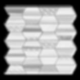 mpression Marble Mosaic Equator Multi Finish Item#112764