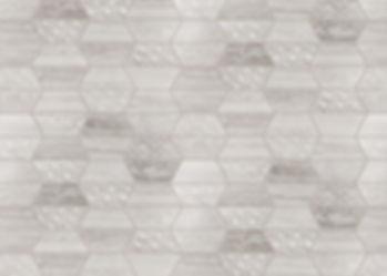 Layout With Grout-Impression Marble Mosaic Light Esarpment Multi Finish Item#112724