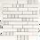 Thumbnail: Aspire Ice White+Carrara Polished Marble Mosaic