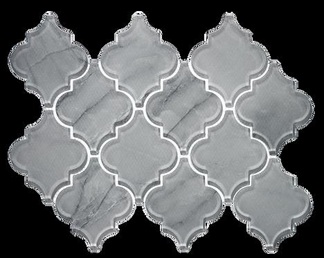 Envision Arabesque Mont Blanc Glass Mosaic