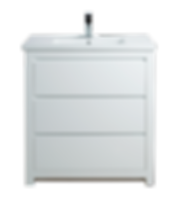 """Marquee 30"""" Vanity - White Item#MA3018WH"""