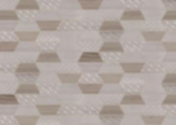 Impression Marble Mosaic Athens Grey Multi Finish Item#112754