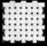 "1""x2"" Basketweave with Black Dots Carrara Marble Polished Item# CA-BWBLPO"