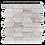 Thumbnail: Impression Light Escarpment Mulit-Finish Marble Mosaic