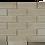 "Thumbnail: Uno 2""x6"" Taupe Glass Mosaic"