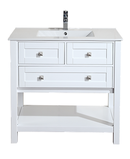 "Royale 36"" Vanity - White"