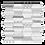 Thumbnail: Impression Equator Mulit-Finish Marble Mosaic