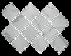 Envision Arabesque Alps Glass Mosaic