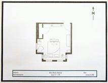 Bedroom Floorplan