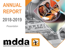 MDDA 2018-19 ANNUAL REPORT_8 OCTOBER 201