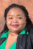 Deputy Minister in the Presidency Thembi