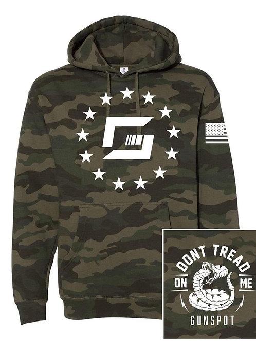 (Pre-Order) GunSpot Team Hooded Sweatshirt