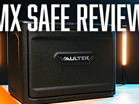 MX Series Safe by Vaultek Safe Review. Is it worth the money?