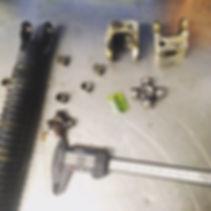 Замена нижней крестовины рулевого карданчика