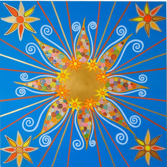 Sunny Love (blue)