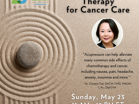 Acupressure Home Therapy for Cancer Care