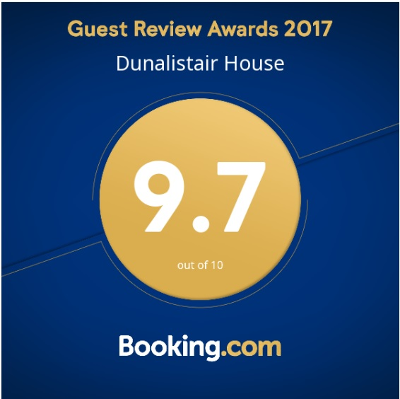 Booking.Com Dunalistair House 2017