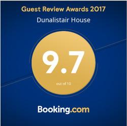 Booking.Com Dunalistair House 2017