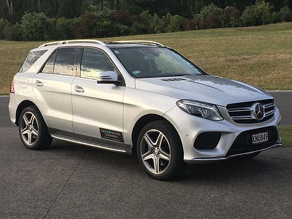 Mercedes GLE250d Taupo Private Tours and Transfers
