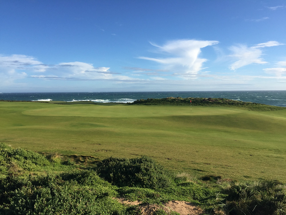 Cape Wickham 1st Hole