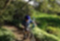 Mountain Biking the W2K Track at Kinloch
