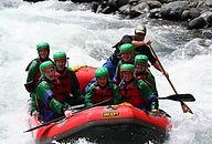 White Water Rafting the Tongariro River