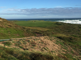 Tasmania / King Island - Cape Wickham, Barnbougle, Lost Farm and Ocean Dunes!
